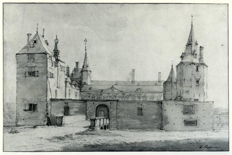 1928: Bakker Oudshoorn, Dorpsstraat 35