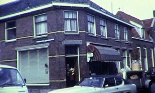 Bloemenwinkel van Chris Komen (ca. 1980)