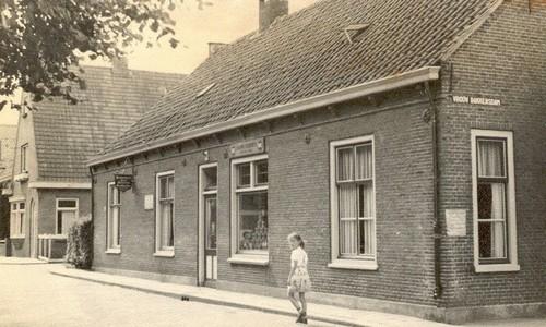 Kruidenierswinkel van Duijnhoven (1950)