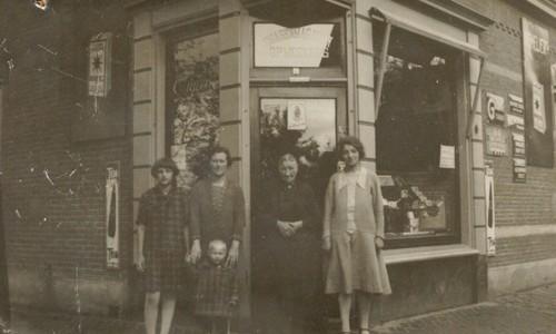 Sigarenwinkel van Piet de Vetten (1932)