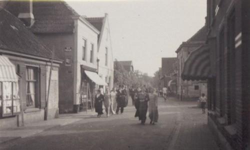 Winkel van Flint, later Verkaik